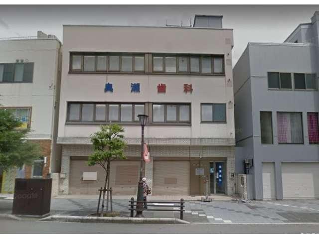 店舗(建物一部) 青森県 青森市 新町1-12- 奥瀬ビル 1階