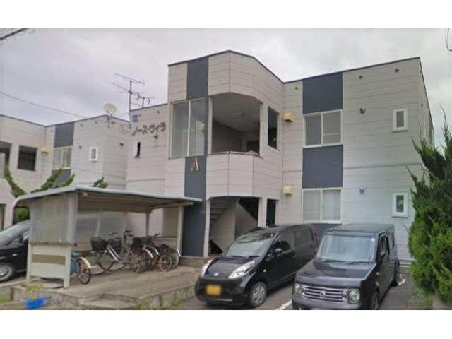 アパート 青森県 青森市 金沢3-2- ノースヴィラ 2DK