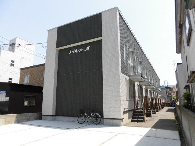 アパート 青森市長島3丁目 メゾネットM 1DK