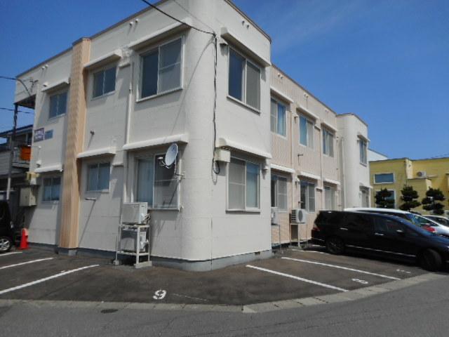 アパート 青森市浜田字豊田 ティストニー浜田 1R
