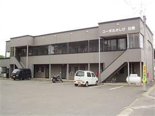 アパート 青森市幸畑字松元 コーポたかしげ B棟 1K