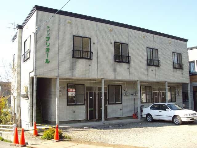 アパート 青森市矢作2丁目 メゾンプリオール 1R