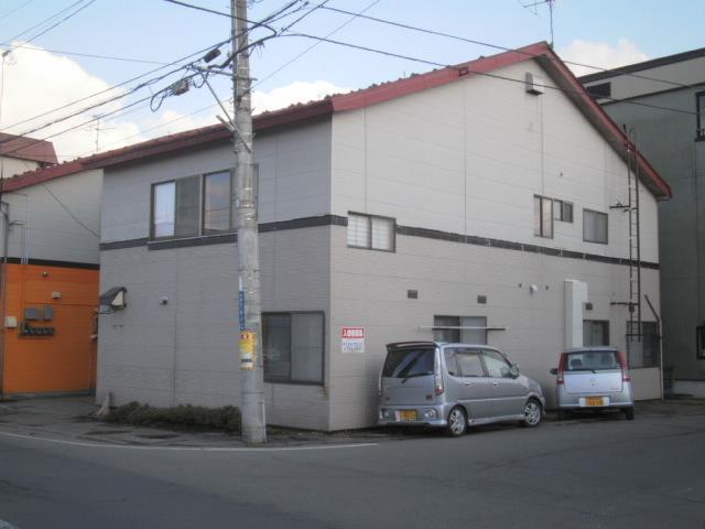 アパート 青森市中央3丁目 坂本アパート 4K