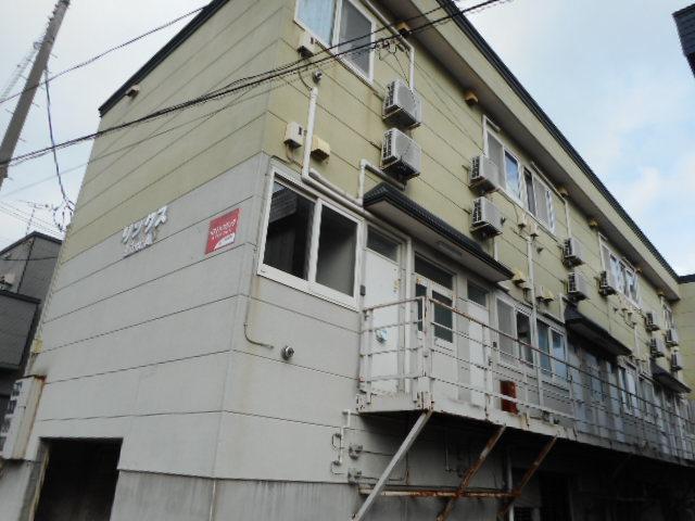 アパート 青森市四ツ石字里見 リンクスA 1R