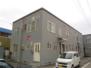 アパート 青森市沖館5丁目 浜G 1K