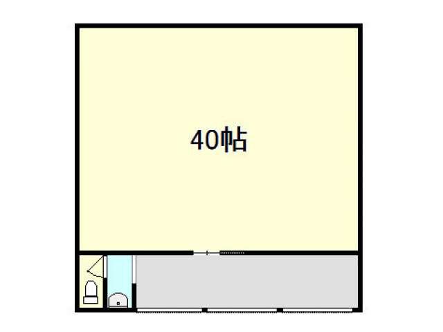 店舗(建物一部) 青森市造道2丁目 造道2丁目貸店舗事務所