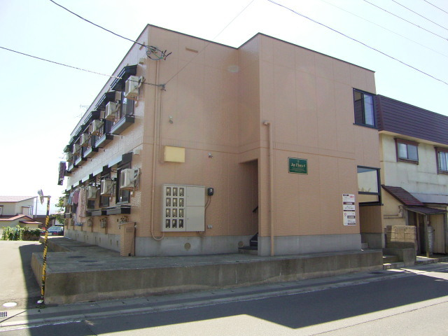 アパート 青森市三内沢部 ジョイフローラS 1K