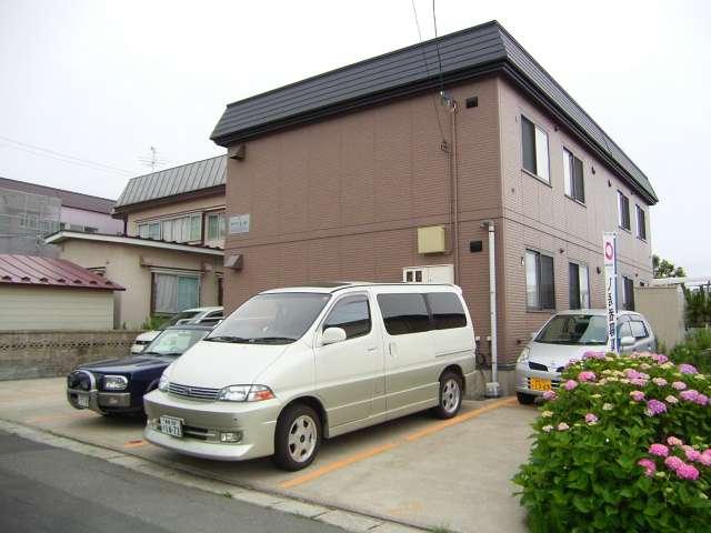 アパート 青森市新城平岡 セジュールレオ 2DK