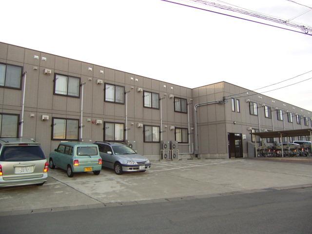 アパート 青森市古館1丁目 セジュール古館 1K