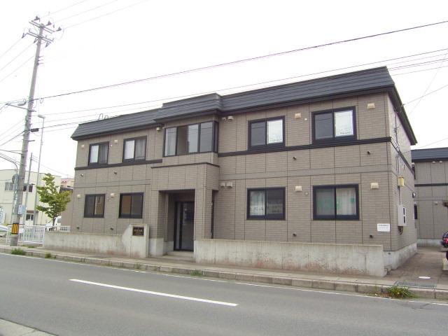 アパート 青森市大野山下 ハイドパーク 3LDK