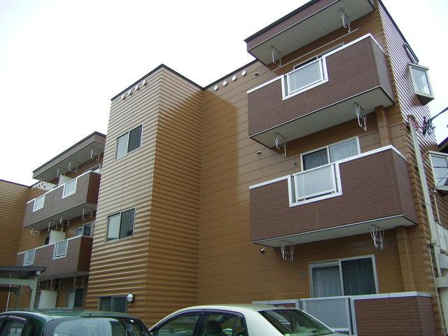 マンション 青森市長島4丁目 Maruyama Ⅱ 1K