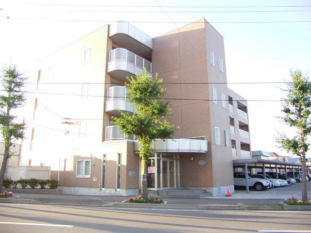 マンション 青森市奥野3丁目 エバーグリーン桜川 2LDK