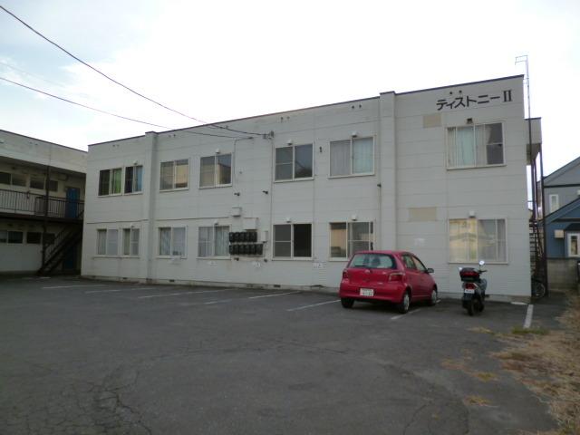 アパート 青森市桜川6丁目 ティストニーⅡ 2DK