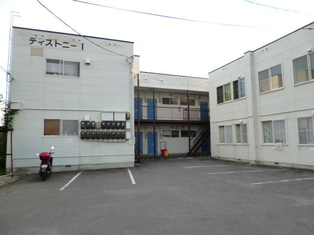 アパート 青森市桜川6丁目 ティストニーⅠ 1R