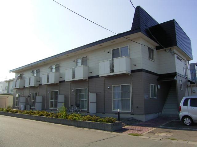 アパート 青森市浜館6丁目 コスモハイツ 2K