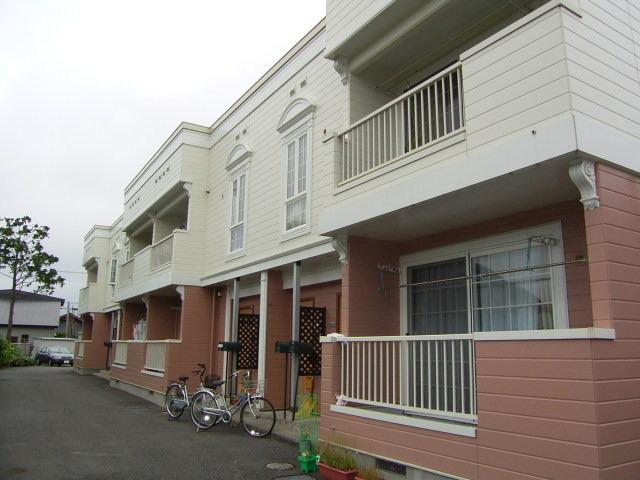アパート 青森市富田1丁目 ガーデンパレスK 2LDK