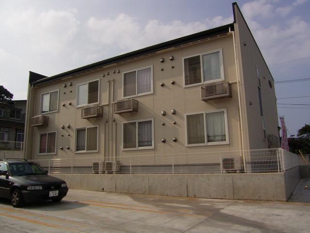 アパート 青森市安田近野 グランデュース 1R