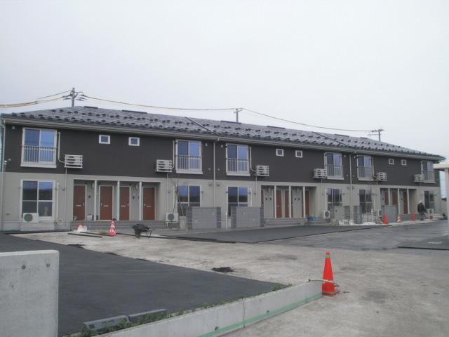 アパート 青森市石江5丁目 グリーンヒル 2LDK