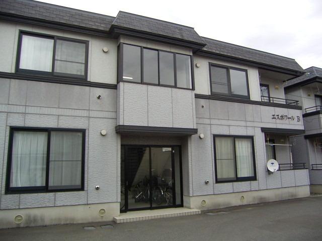 アパート 青森市桜川5丁目 エスポワール AB 2LDK