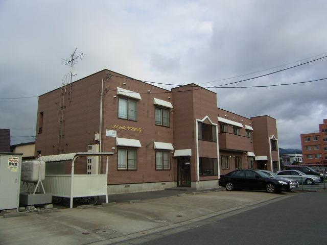 アパート 青森市東造道3丁目 メイユールヤマタケG 3LDK