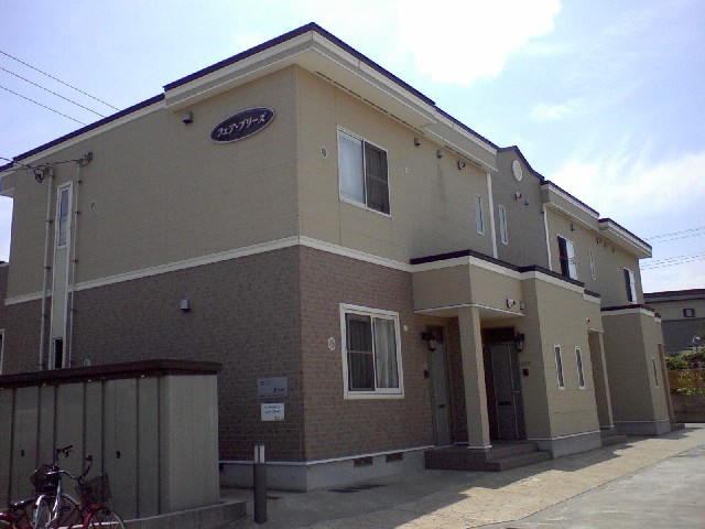 アパート 青森市安田近野 フェア・ブリーズ 3DK