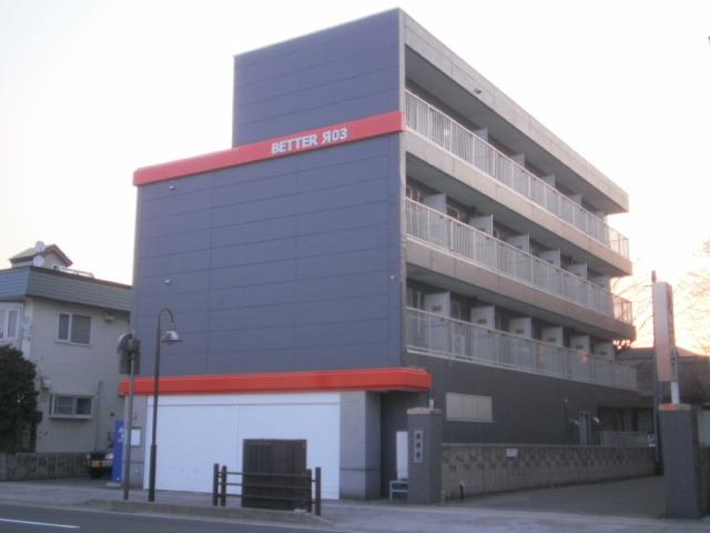 マンション 青森市橋本3丁目 ベターアール03 1K