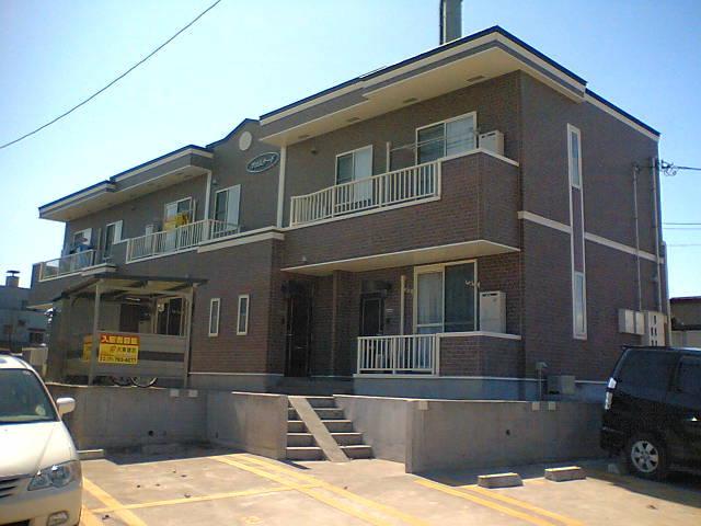 アパート 青森市石江平山 プロムナード 2DK