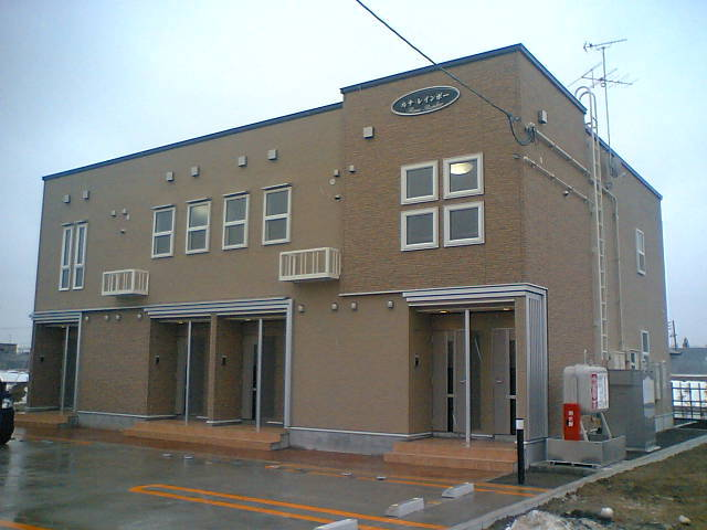 アパート 青森市石江高間 ルナ・レインボー 1R