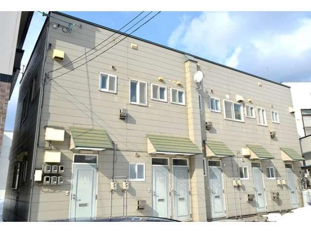 アパート 青森市篠田2丁目 ラ・ネージュ篠田 1DK