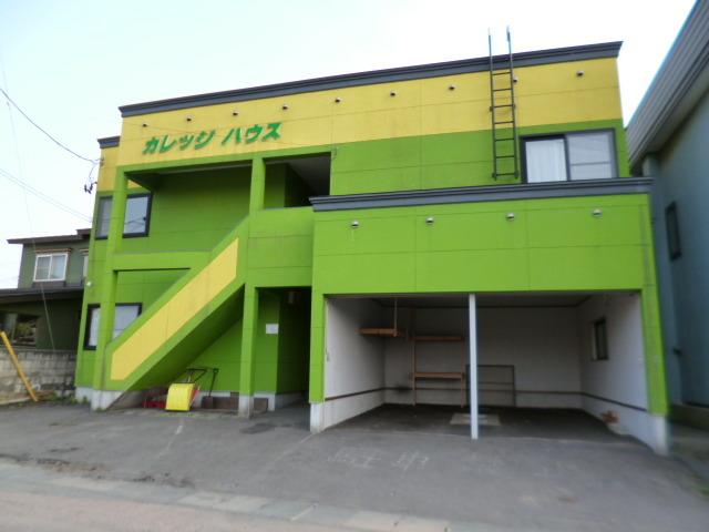 アパート 青森市横内亀井 グリーンヒルズ 1R