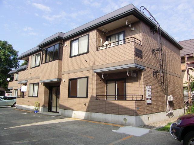 アパート 青森市花園2丁目 コーポラス・マロニエ 2LDK