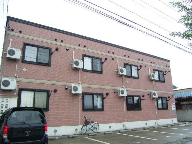 アパート 青森市古館1丁目 グラフォート古館 1K