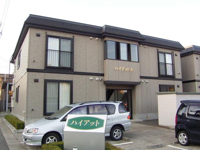 アパート 青森市勝田1丁目 ハイアット 3LDK
