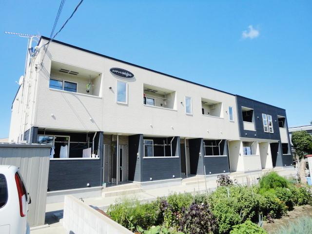 アパート 青森市富田3丁目 レジデンス・ベガ 1LDK