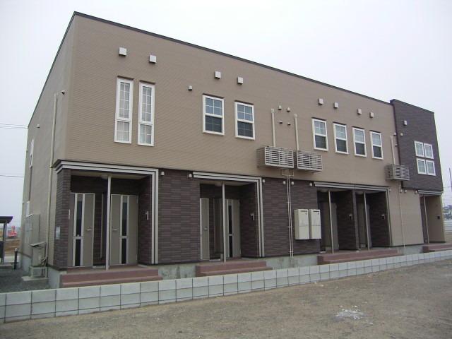 アパート 青森市石江3丁目 クレメントハウス 1R