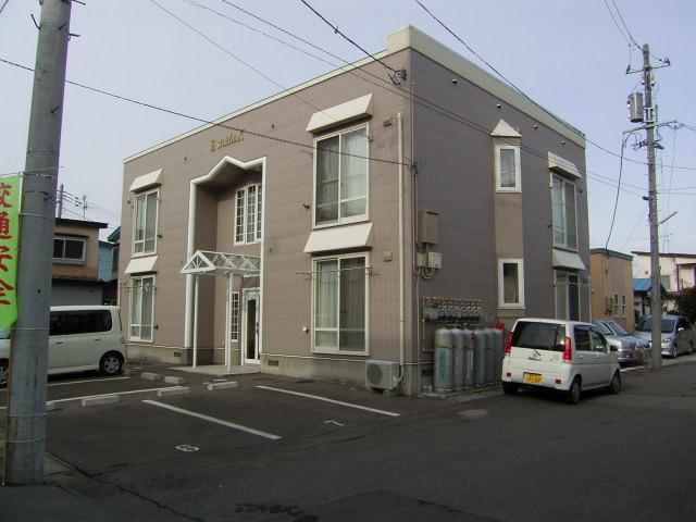 アパート 青森市大野若宮 エストジオK 1K