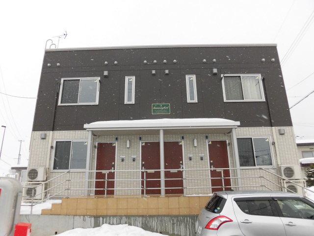 アパート 青森市石江岡部 ハミングバード 1LDK