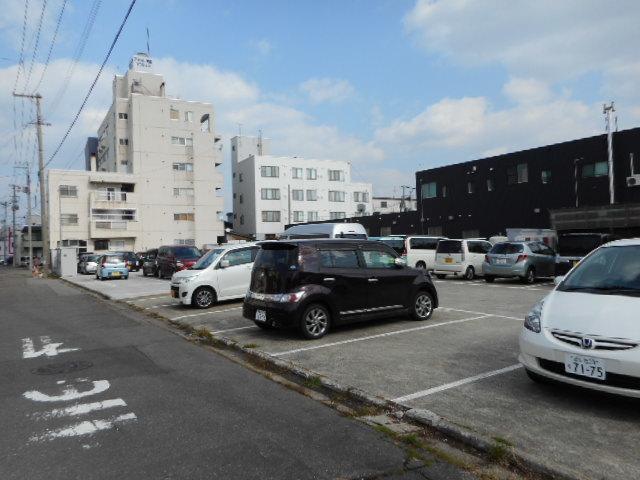 駐車場 青森市中央2丁目 中央2丁目パーキング