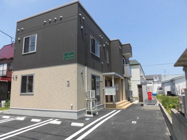 アパート 青森市大野前田 メープルシャトレ 1LDK