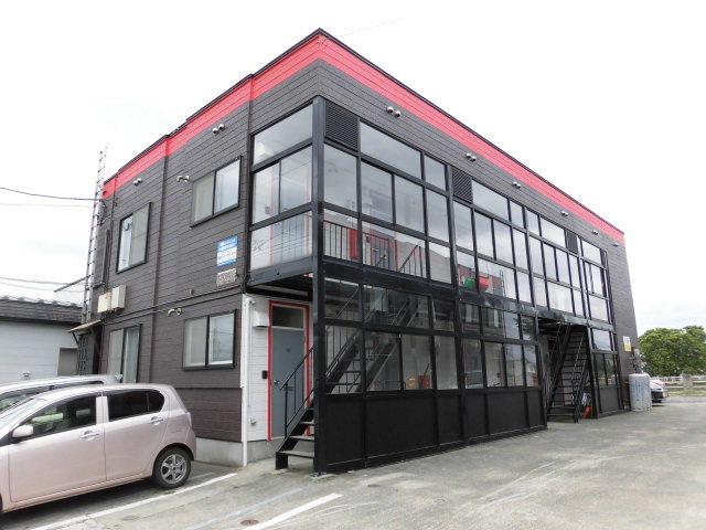 アパート 青森市筒井八ッ橋 ガーデン T2 1K