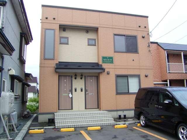 アパート 青森市大野若宮 セジュールミキ 2LDK