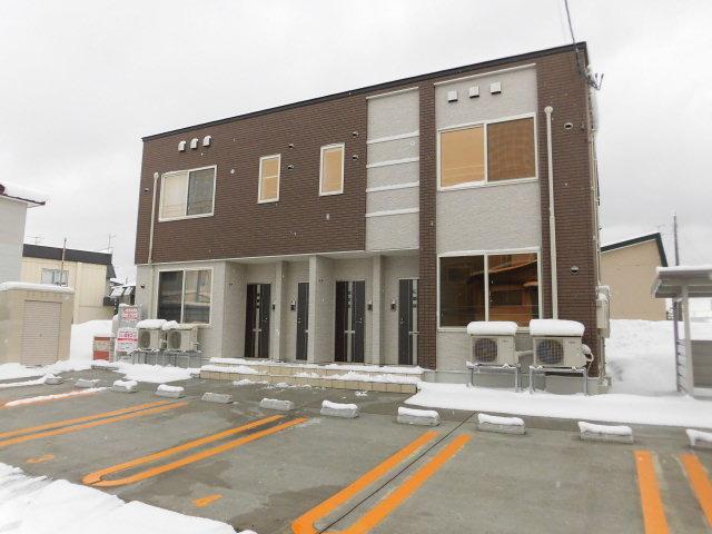アパート 青森市富田5丁目 カレント 1LDK