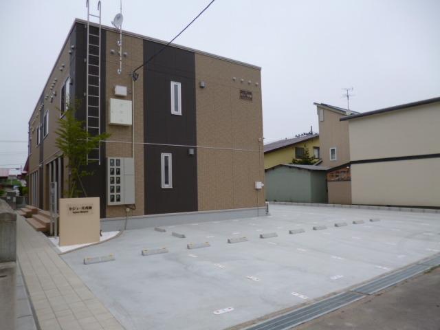 アパート 青森市勝田2丁目 セジュール秀嶺 1LDK
