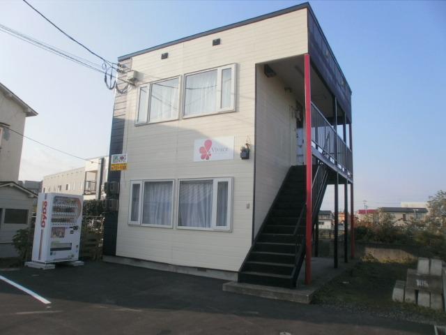 アパート 青森市松森2丁目 VIVACE MATSUMORI (ヴィヴァーチェ マツモリ) 1K