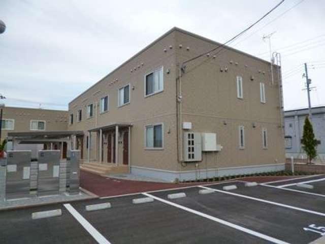アパート 青森市石江高間 クレア・ド・ルーン 3LDK