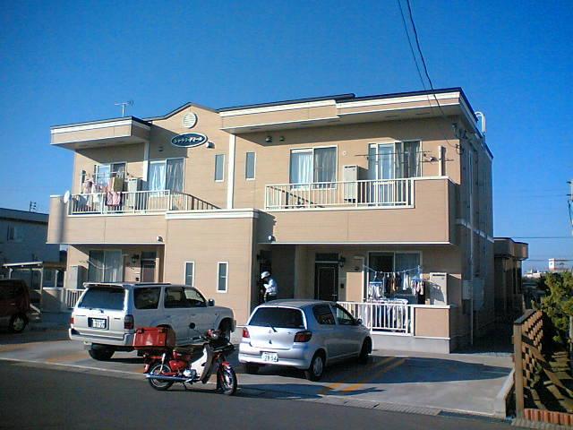 アパート 青森市浜田2丁目 シャララ・ドミール 3DK
