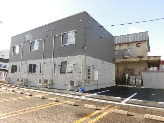 アパート 青森市浜田玉川 D-room浜田 1LDK