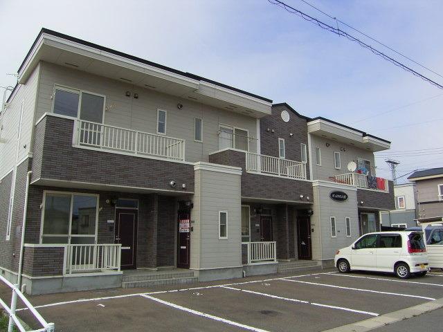 アパート 青森市三好1丁目 ベターアールMIYOSHI 2DK