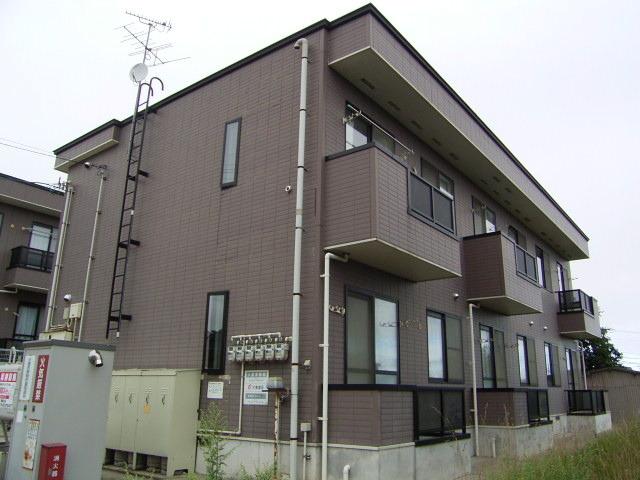 アパート 青森市三内沢部 フルール 2 1LDK