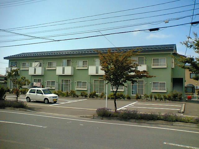 アパート 青森市浜館3丁目 グリーンコート 2DK